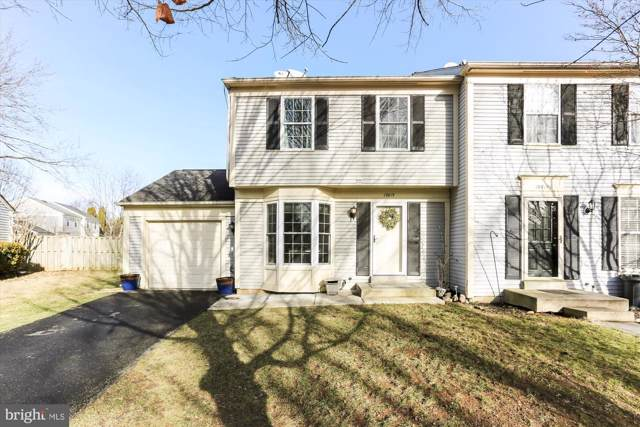 19819 Filbert Drive, GAITHERSBURG, MD 20879 (#MDMC692464) :: The Maryland Group of Long & Foster