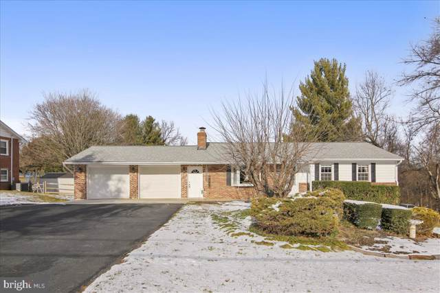 12206 Fingerboard Road, MONROVIA, MD 21770 (#MDFR258620) :: Charis Realty Group