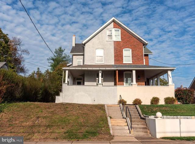 318 S 5TH Avenue, ROYERSFORD, PA 19468 (#PAMC635836) :: ExecuHome Realty