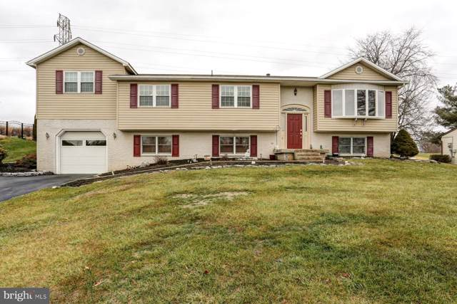 1509 Farmhouse Lane, MIDDLETOWN, PA 17057 (#PADA118362) :: Viva the Life Properties