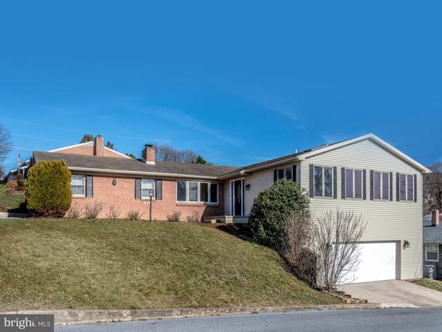 121 Harbaugh Avenue, WAYNESBORO, PA 17268 (#PAFL170636) :: Great Falls Great Homes