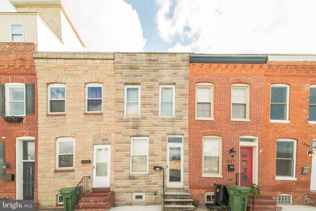 1325 Cooksie Street, BALTIMORE, MD 21230 (#MDBA497180) :: Better Homes Realty Signature Properties
