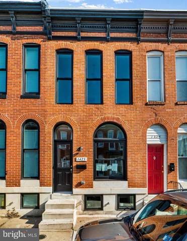 1423 Clarkson Street, BALTIMORE, MD 21230 (#MDBA497188) :: The Vashist Group