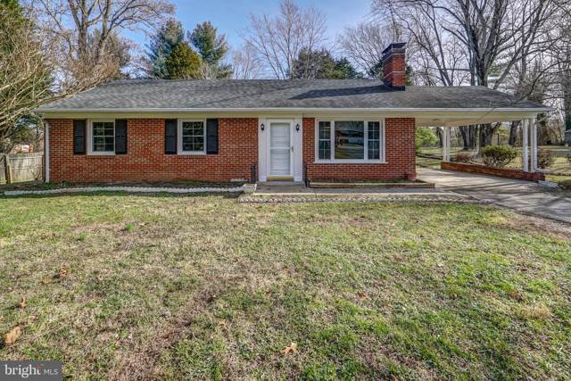 107 Patrick Henry Drive, LOUISA, VA 23093 (#VALA120426) :: Great Falls Great Homes