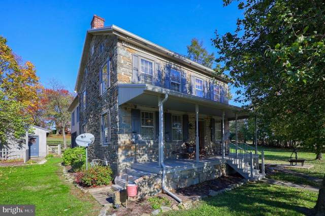 2155 Mt. Zion Road, YORK, PA 17406 (#PAYK131580) :: ExecuHome Realty