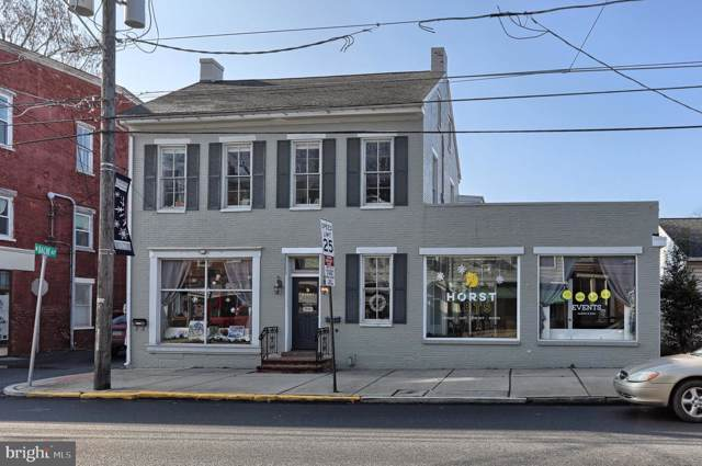 52 S Main Street, MANHEIM, PA 17545 (#PALA157454) :: Flinchbaugh & Associates