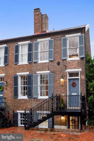 214 S Lee Street, ALEXANDRIA, VA 22314 (#VAAX242736) :: Homes to Heart Group