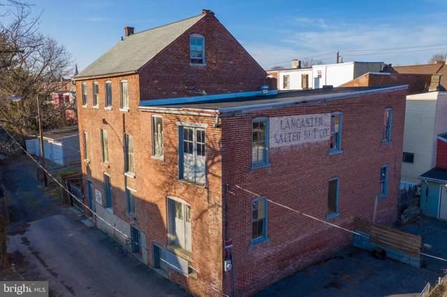 648 REAR Columbia Avenue, LANCASTER, PA 17603 (#PALA157458) :: The Joy Daniels Real Estate Group