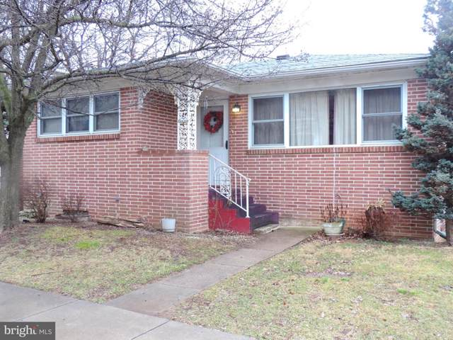 7 N Camp Street, WINDSOR, PA 17366 (#PAYK131590) :: The Joy Daniels Real Estate Group