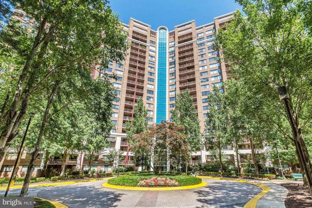 10101 Grosvenor Place #1215, ROCKVILLE, MD 20852 (#MDMC692512) :: Mortensen Team
