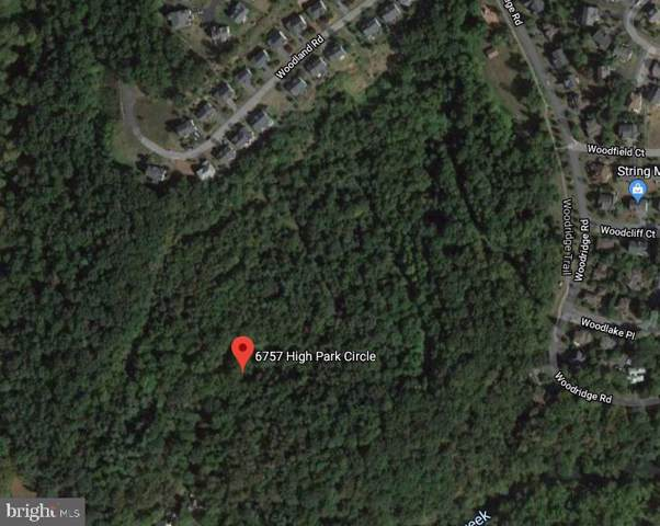 6757 High Park, NEW MARKET, MD 21774 (#MDFR258658) :: The Maryland Group of Long & Foster