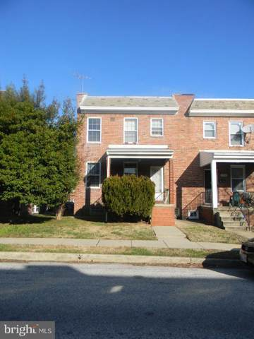 3520 Lyndale Avenue, BALTIMORE, MD 21213 (#MDBA497216) :: ExecuHome Realty