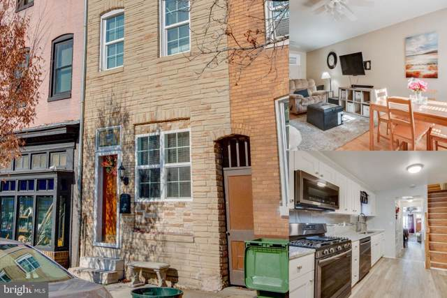 2228 Fleet Street, BALTIMORE, MD 21231 (#MDBA497226) :: The MD Home Team