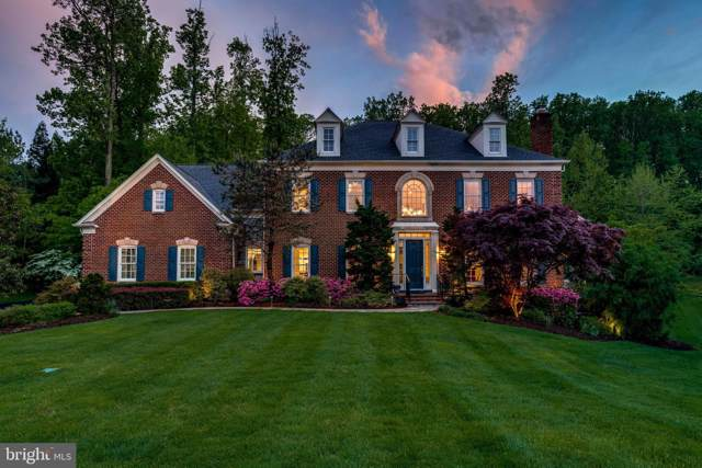 3166 Ariana Drive, OAKTON, VA 22124 (#VAFX1106580) :: The Miller Team