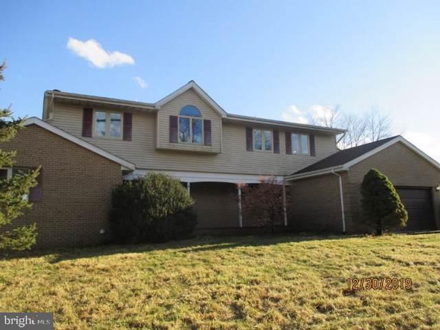 10408 Royston Lane, MARSHALL, VA 20115 (#VAFQ163688) :: The Putnam Group