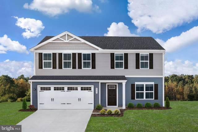805 Switchgrass Court, BUNKER HILL, WV 25413 (#WVBE174114) :: CR of Maryland