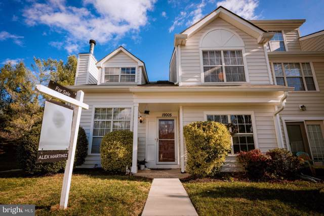 19005 Bronco Drive #204, GERMANTOWN, MD 20874 (#MDMC692536) :: Certificate Homes