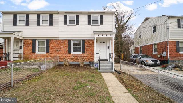 5912 Shoshone Drive, OXON HILL, MD 20745 (#MDPG556350) :: Advance Realty Bel Air, Inc