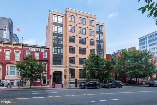 809 6TH Street NW #34, WASHINGTON, DC 20001 (#DCDC455296) :: Certificate Homes