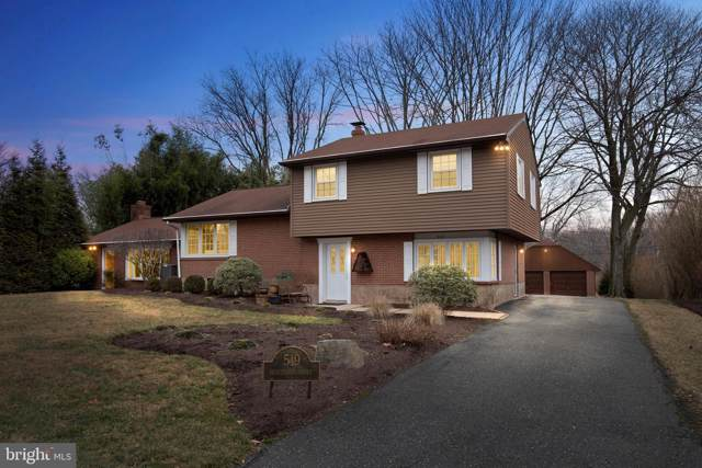519 Brentwood Drive, WILMINGTON, DE 19803 (#DENC493396) :: The Team Sordelet Realty Group