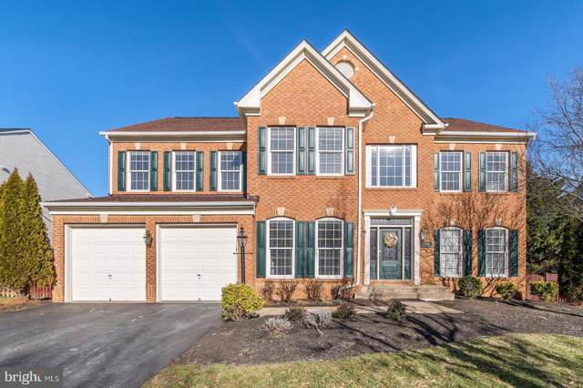 585 Galina Way, WARRENTON, VA 20186 (#VAFQ163696) :: A Magnolia Home Team