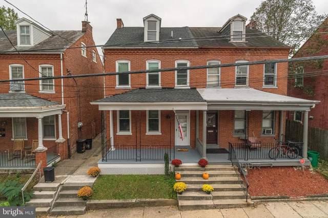 556 W Orange Street, LANCASTER, PA 17603 (#PALA157482) :: The Joy Daniels Real Estate Group