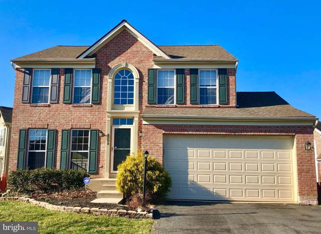 9720 Silver Farm Court, PERRY HALL, MD 21128 (#MDBC482742) :: Bob Lucido Team of Keller Williams Integrity