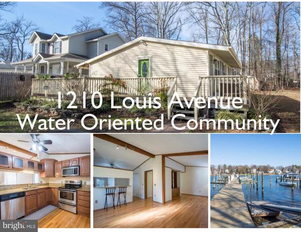 1210 Louis Avenue, ANNAPOLIS, MD 21403 (#MDAA423010) :: Pearson Smith Realty