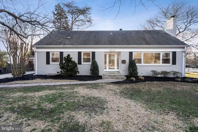 8731 Bluedale Street, ALEXANDRIA, VA 22308 (#VAFX1106652) :: Tom & Cindy and Associates