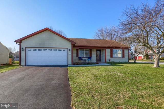 318 Willow Lane, NEW HOLLAND, PA 17557 (#PALA157492) :: ExecuHome Realty