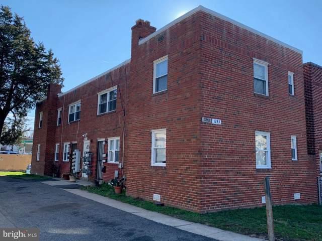 1243 16TH Street NE, WASHINGTON, DC 20002 (#DCDC455342) :: Eng Garcia Properties, LLC