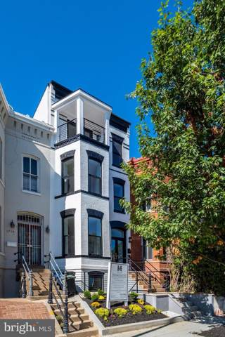 1712 15TH Street NW #3, WASHINGTON, DC 20009 (#DCDC455344) :: Crossman & Co. Real Estate