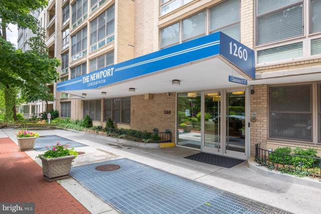 1260 21ST Street NW #410, WASHINGTON, DC 20036 (#DCDC455346) :: Viva the Life Properties