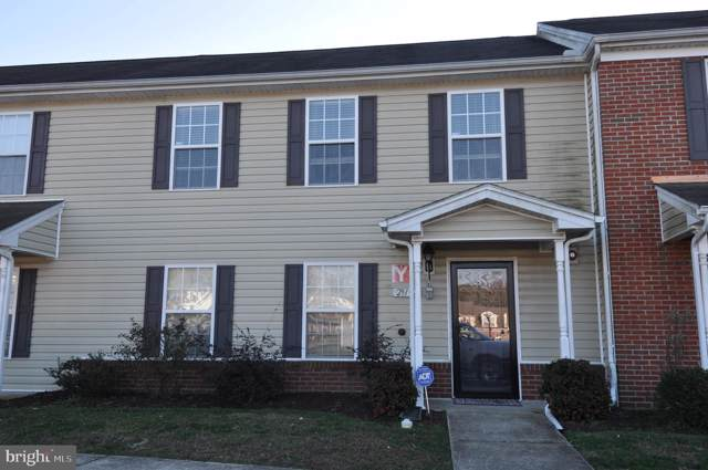 212 Carsons Court, POCOMOKE CITY, MD 21851 (#MDWO111424) :: RE/MAX Coast and Country