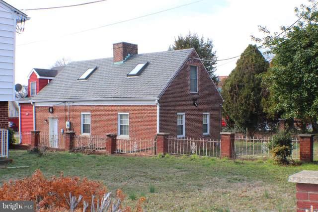 2516 S Dakota Avenue NE, WASHINGTON, DC 20018 (#DCDC455354) :: Talbot Greenya Group