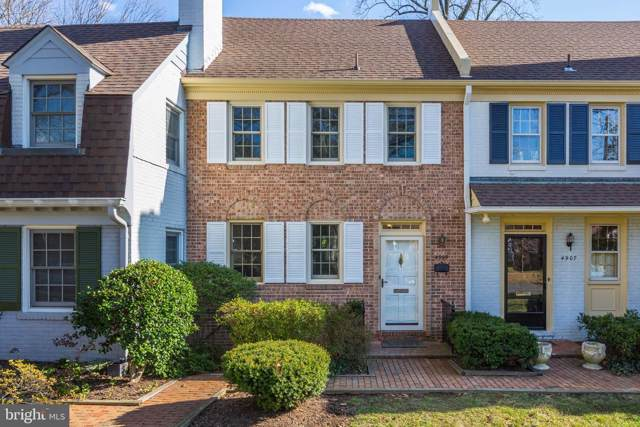 4909 Crescent Street A-3, BETHESDA, MD 20816 (#MDMC692608) :: The Licata Group/Keller Williams Realty