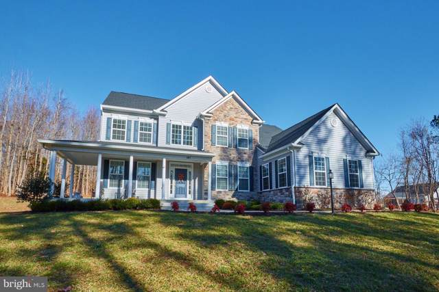 185 Cranes Corner Road, FREDERICKSBURG, VA 22405 (#VAST217902) :: The Bob & Ronna Group