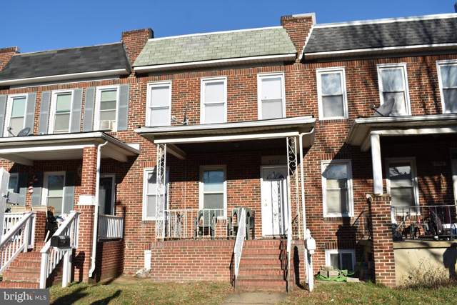 3712 Brooklyn Avenue, BALTIMORE, MD 21225 (#MDBA497298) :: Seleme Homes
