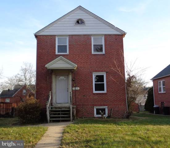 5219 Anthony Avenue, BALTIMORE, MD 21206 (#MDBA497304) :: The Miller Team