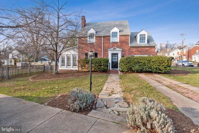 1001 Virginia Avenue, ALEXANDRIA, VA 22302 (#VAAX242782) :: Blackwell Real Estate