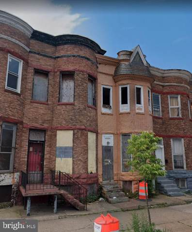 1715 W North Avenue, BALTIMORE, MD 21217 (#MDBA497316) :: Bruce & Tanya and Associates