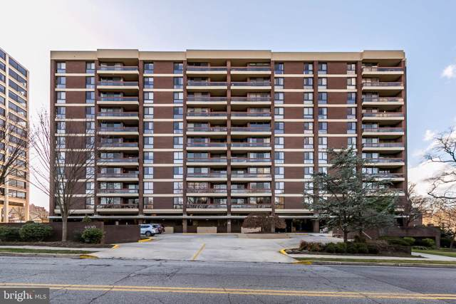 4100 N Charles Street #405, BALTIMORE, MD 21218 (#MDBA497318) :: Bruce & Tanya and Associates
