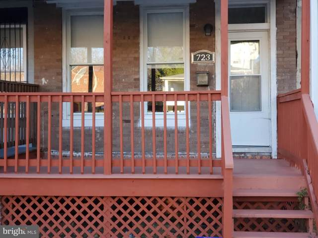 723 Glenwood Avenue, BALTIMORE, MD 21212 (#MDBA497324) :: Eng Garcia Properties, LLC