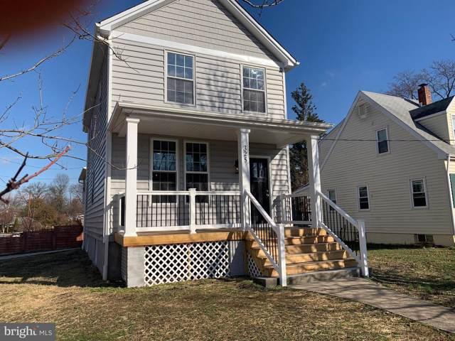 325 Talbott Avenue, LAUREL, MD 20707 (#MDPG556464) :: Revol Real Estate