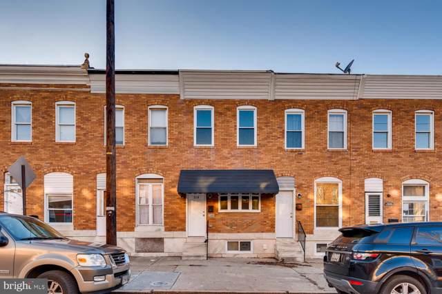 310 S Lehigh Street, BALTIMORE, MD 21224 (#MDBA497332) :: The Miller Team