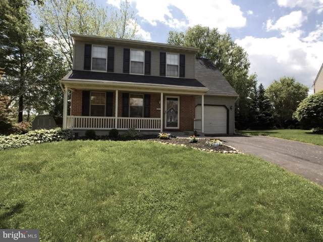 317 Amanda Court, MARIETTA, PA 17547 (#PALA157522) :: Iron Valley Real Estate