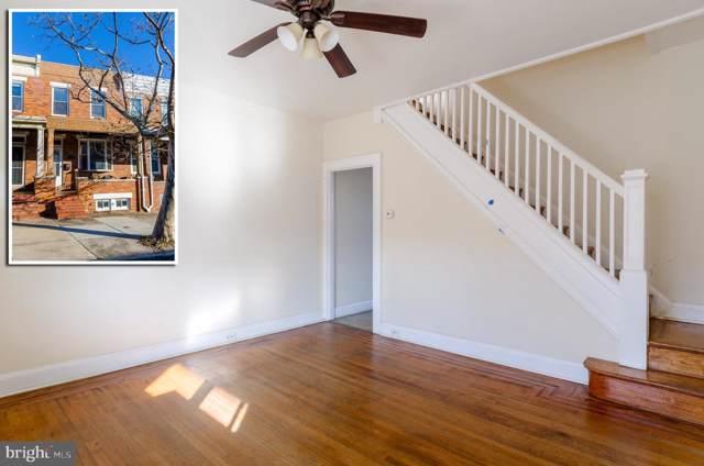 427 Drew Street, BALTIMORE, MD 21224 (#MDBA497344) :: Revol Real Estate