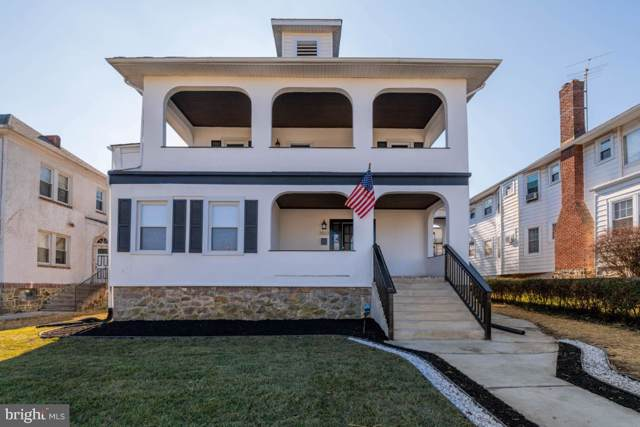 3503 Springdale Avenue, BALTIMORE, MD 21216 (#MDBA497346) :: The MD Home Team