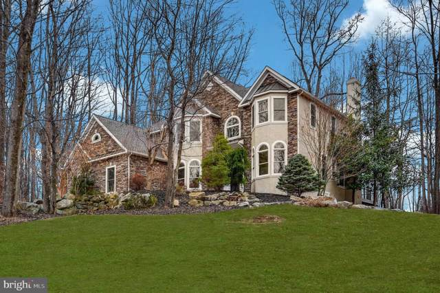 2470 Woodland Hills Court, HELLERTOWN, PA 18055 (#PANH105888) :: Viva the Life Properties