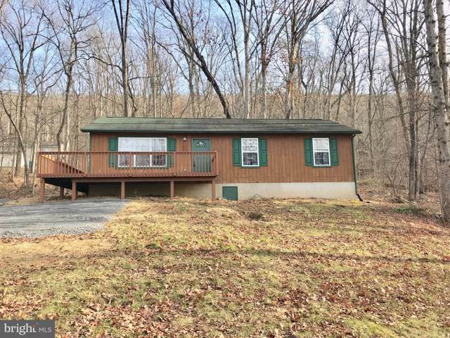206 Possum Hollow Trail, GERRARDSTOWN, WV 25420 (#WVBE174162) :: John Smith Real Estate Group